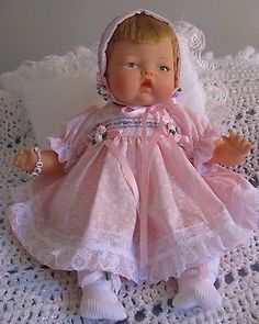 """14"""" Ideal Thumbelina doll 60's/ Orig knob/ WORKS Well/ New outfit/ Mint cond/ in Dolls & Bears, Dolls, By Brand, Company, Character   eBay"""
