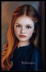 Mackenzie Foy (Renesmee Cullen) in Twilight Series Breaking Dawn Part 2. WOW what a great Renesmee.