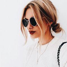 pinterest | shelby_taylor11 | beauty, make-up, bun