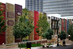 Kansas City Library #library