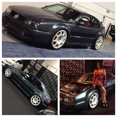 Customised Corrado