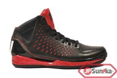 adidas Rose 3  Black Red  (G48788)
