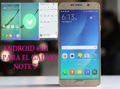 Actualizar Galaxy Note 5 SM-N920G Android 6.0.1 vía Odín