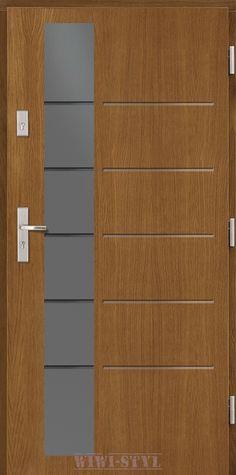 DRZWI DREWNIANE AGMAR IMPACT - Wystrój wnętrz, elementy wykończeniowe, elementy dekoracyjne