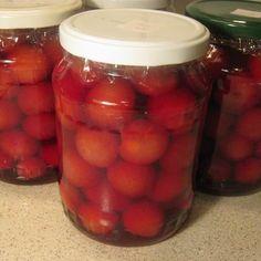 Cseresznyebefőtt egyszerűen Recept képpel - Mindmegette.hu - Receptek - Befőzés