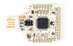 Tah is like a LEGO block for the Internet of Things. #Atmel #IoT #Arduino #Makers #OpenSource