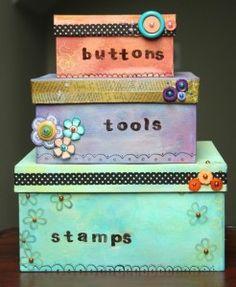 cute storage boxes