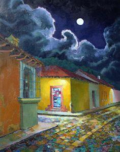 Francisco Escalera González pintor - Buscar con Google PINTORES LATINOAMERICANOS-JUAN CARLOS BOVERI: Pintores Guatemaltecos: HUGO GONZÁLEZ AYALA www.pintoreslatinoamericanos.com