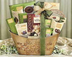 Godiva Collection at Wine Country Gift Baskets