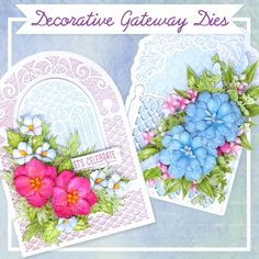 Heartfelt Creations Cards, Shaped Cards, Beautiful Handmade Cards, Cactus Flower, Flourish, Cardmaking, Paper Crafts, Card Ideas, Layouts