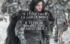 17 phrases de drague qui ne marcheraient que dans Game of Thrones