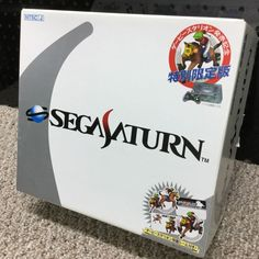 Sega Saturn Skeleton Derby Stallion Console JPN #retrogaming #HotSS  Still new sealed! The other one on sale and the Victor RG-JX2 sold at 400 USD. Anyone for this one ?