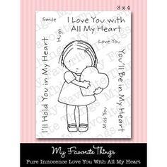 MFT Pure Innocence Love You With All My Heart