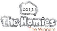 Best Home Design Blog    The Homies 2012