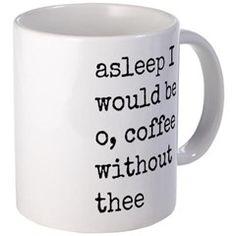 Cute coffee mug!