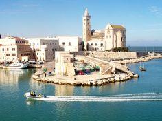 Puglia   Trani, Italia