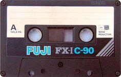 FUJI FX-I C-90