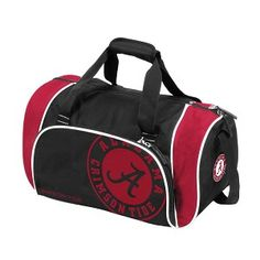 bd453b8f12ca Alabama Crimson Tide Locker Series Duffel Gym Bag   Travel Bag University  Of Kentucky