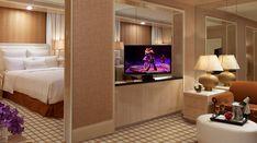 Encore Tower Suites, #LasVegas #Nevada #fivestar #hotel #thestrip #forbestravelguide