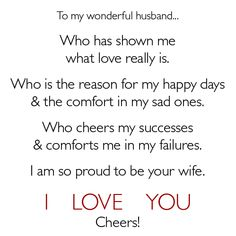 I'm so proud to be his wife. I have an amazing husband. Who treats me like a queen!!