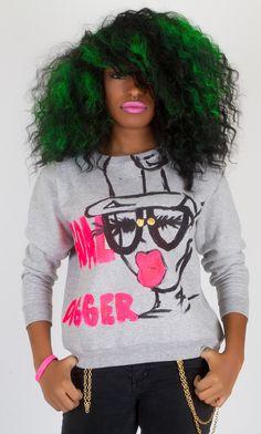 http://www.thesepinklips.bigcartel.com/product/goal-digger-sweatshirt