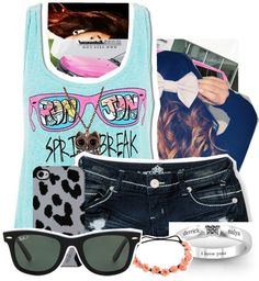 """""""{ My bad , was getting my huuuur did } - Nalya"""" by lovenalya ❤ liked on Polyvore"""