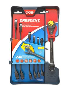 The best ratchet wrench sets are collections of ratchet wrenches. A ratchet wrench is a tightening tool which uses separate sockets, to fit many different sized fasteners and fittings. Metric Wrench Set, Ratcheting Wrench Set, Bae, List Of Tools, Thing 1, Plastic Trays, Power Hand Tools, Tools For Sale, Tool Set