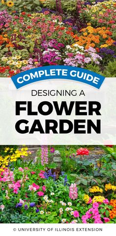flower beds flower gardens and yards - Flower Garden Ideas Illinois