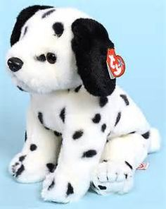 Ty Beanie Baby Dotty the dalmation by WowTreasureChest on Etsy 9a554a41f3c7