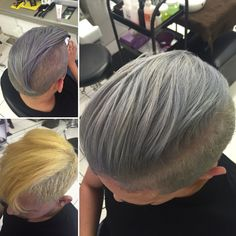 Men's Grey Hair