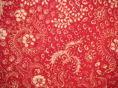 Lasem Batik is Pesisir batik. Lasem batik is characterized by a bright red color called abang getih pithik (chicken blood red). Batik Lasem is heavily influenced by Chinese culture.
