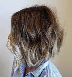 Short Hair Aline