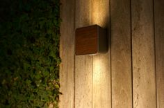 Lab Outdoor Wall Sconce by Francesc Rife, from Marset Outdoor Wall Lamps, Outdoor Walls, Outdoor Lighting, Entryway Light Fixtures, Entryway Lighting, Modern Landscape Lighting, Modern Lighting, Lighting Ideas, Modern Entryway
