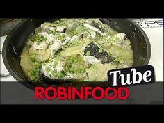 ROBINFOOD / Lubina guisada + Salsa de caramelo