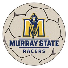 Murray State Racers Soccer Ball Rug