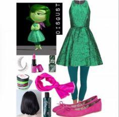 Outfit desagrado... #Disney #1001consejos #moda