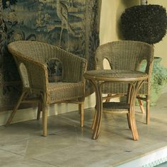 Cane Conservatory Furniture and Cane Breakfast Sets Cheap Conservatory, Conservatory Chairs, Indoor Outdoor Furniture, Wicker Furniture, High Back Chairs, Wicker Baskets, Rattan, Living Room, Small Businesses