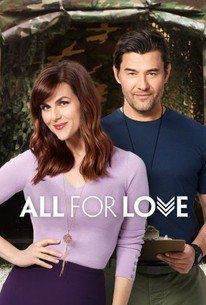 All+for+Love+2017+DVD+TV+Movie+Hallmark+Romance+Sara+Rue+Steve+Bacic