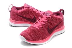 Flyknit Lunar One+ Femme Pour Nike Rose