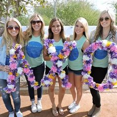 7 days left till the start of our favorite weekend! We can't wait to see everyone participating in the events! Chi Omega Recruitment, Custom Greek Apparel, Alpha Chi Omega, Social Entrepreneurship, Greek Clothing, Cool Things To Make, Events, Photo And Video, Arizona