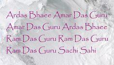 Ardas Bhaee - A remény, a gyógyulás és áldás mantrája