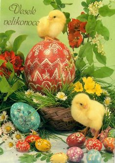 Happy Easter, Christmas Bulbs, Bird, Holiday Decor, Drawings, Home Decor, Anna, Foods, Antique Maps