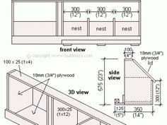 chicken coop blueprints designs plans - Chicken Coop Ideas Design