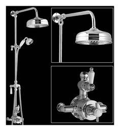 Colonne de douche mitigeur thermostatique Horus