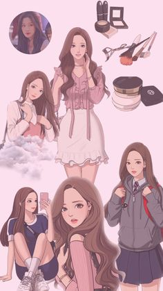 Bad Girl Aesthetic, Red Aesthetic, Beauty Art, True Beauty, Demogorgon Stranger Things, Anna Blue, Arte Alien, K Drama, Anime Friendship