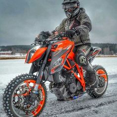 1290 Superduke ice rider