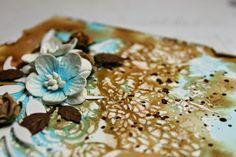 Lena-Art Twinkle Twinkle, Cardmaking, Floral, Flowers, Scrapbooking, Tutorials, Inspired, Art, Art Background