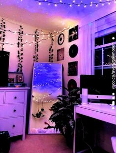 Cute Bedroom Decor, Room Design Bedroom, Room Ideas Bedroom, Bedroom Inspo, Teen Bedroom, Bedroom Designs, Dream Bedroom, Modern Bedroom, Chill Room