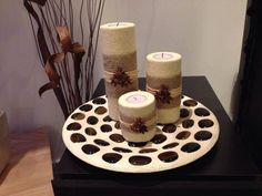 Base for  reso candles