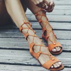 Shoe envy for real.